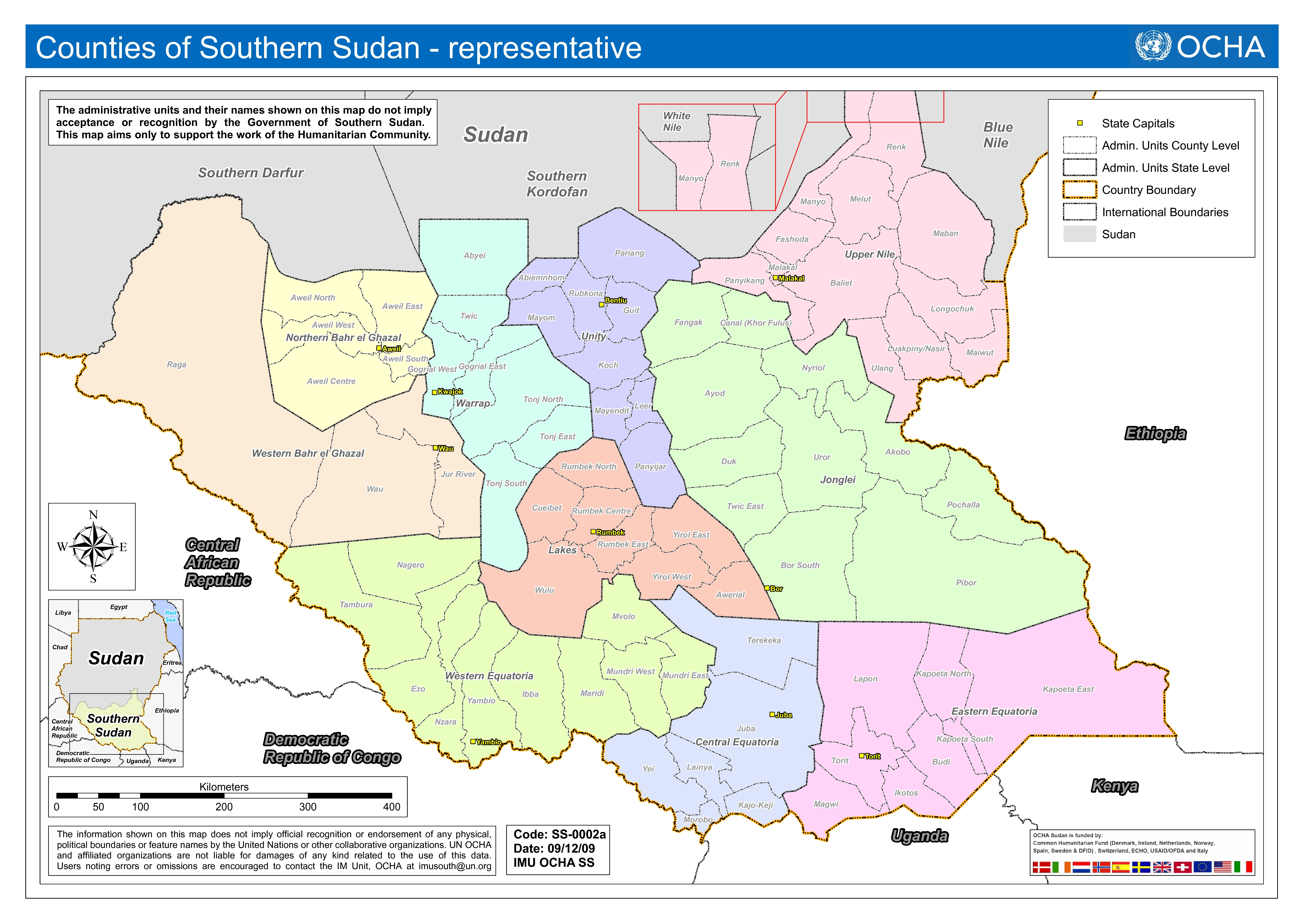 South Sudan  Community Security and Disarmament